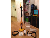 9 in 1 steam cleaner