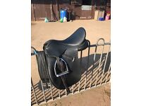 "17"" wintec saddle"