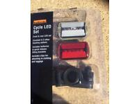 Halfords Cycle LED Set