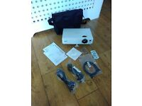 SONY VPL-DW122 Projector HD ( Bundle ) New Bulb Fitted