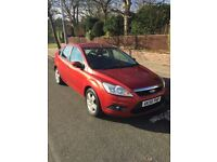 Ford Focus 1.6 Style 5 door, low mileage beautiful condition