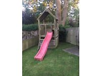 Jungle Jim wooden play house