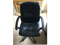 Very Nice Leather Office Chair