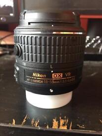 Nikkor 18-55mm f/4 VR II