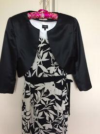 Precis NEW Ladies smart black jacket