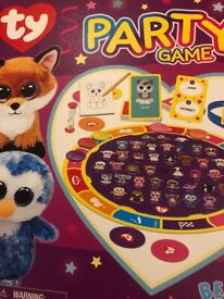 Ty beanie boos party game