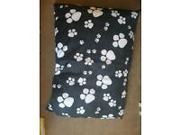 Large dog pillow - new