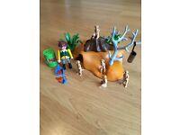 Playmobil Meerkat Family