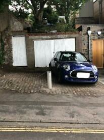 Allocated parking space with 24/7 access