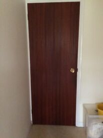 7 internal flush doors and furniture. Good condition. Buyer collects