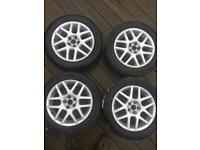 Alloy wheels 16 inch VW Golf Mk4