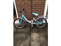 Girls 20inch bike, excellent condition.