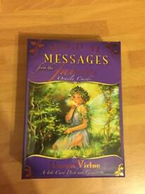 Doreen Virtue Magical Messages from the fairies oracle tarot angel cards