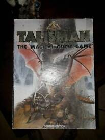 Talisman second edition