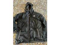 Boys north face jacket size 10-12