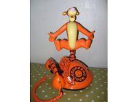 Telephone Tigger