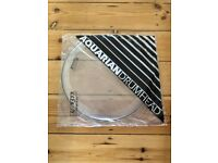 14 inch Aquarian Clear Focus X Snare/Tom Drum Head Skins