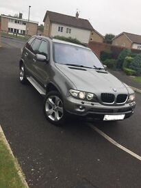 BMW X5 3.0 diesel sport, 2004 54 reg, 151k, fully loaded with every extra possible, great condition