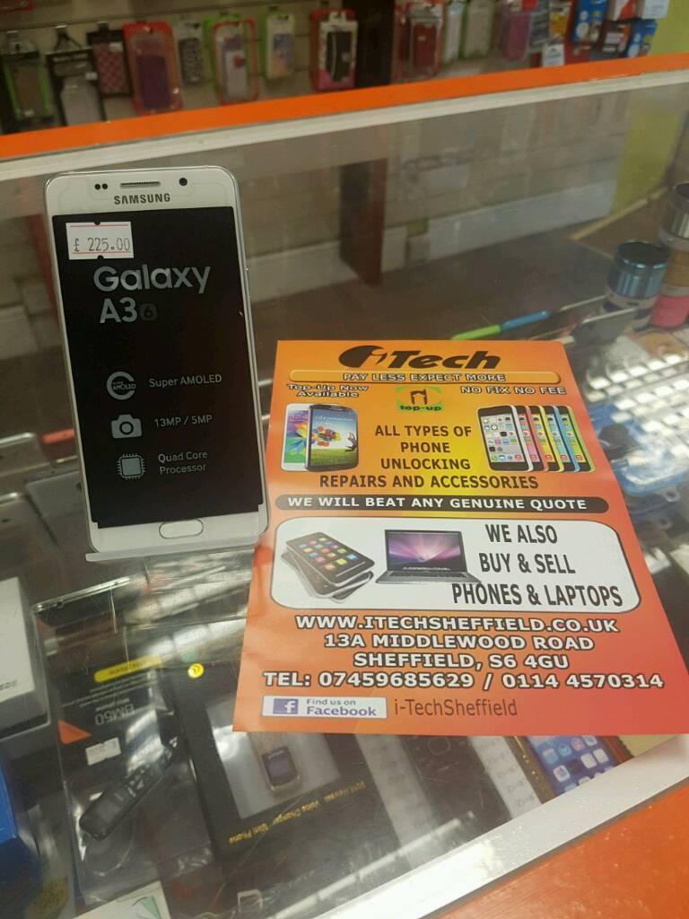 galaxy A3 2016 brand new unlocked
