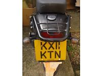 TGB 202 Moped