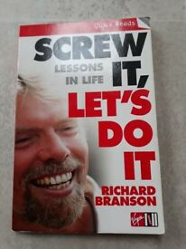 Richard Branson Book