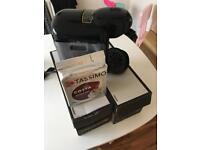 Bosch tassimo coffee machine with capsules
