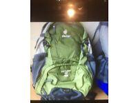 Deuter 2 off backpacks