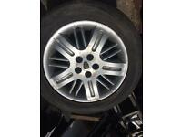 Rover 75 16 in alloy wheel