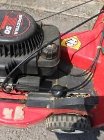 """""""Harry Petrol Lawnmower"""""""