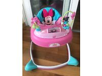 Minnie Mouse Walker baby
