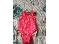 Baby Girls Swimsuit BNWT