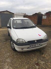 Vauxhall Corsa 1998