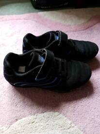 Childrens size 1 trainers