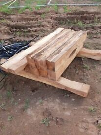 Firewood or can be used for somethink else. I have 20 of them