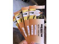 Adam Meerts Fousey Standard Tickets