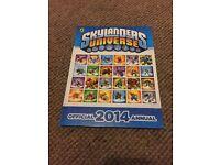 Skylanders universe 2014 annual - brand new condition