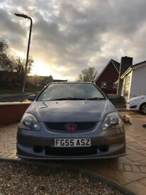 Honda civic type s for sale !!