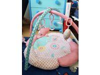 Mothercare pink playmat