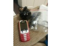 Siemens A5 mobile phone for sale
