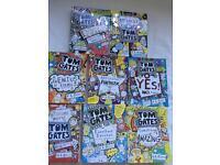 Tom Gates. Books