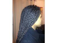 Afro, Asian & Caucasian hair extensions