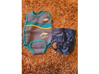 Baby swimwear baby warmer and nappy konfidence