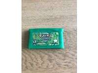 Pokemon Leaf Green GBA
