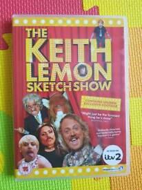 The keith lemon sketch show dvd