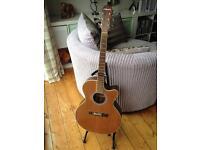 Aria Electric Acoustic Guitar