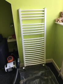 White Towel Rail Radiator