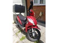 Honda vision moped to sell