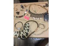 Job lot jewellery