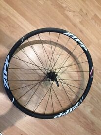 Like New Zipp 30Course Disc Rear Wheel XD