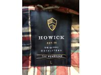 Mens L Howick coat / jacket